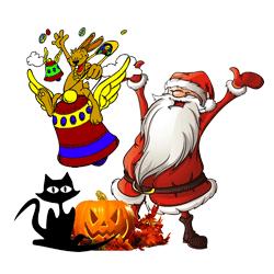 Ideas de disfraces de diferentes festividades