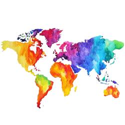 Ideas de disfraces de los países del mundo