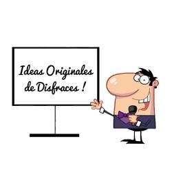 Presentación del sitio web Ideas Originales de Disfraces