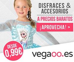 Disfraces y accesorios baratos con princesa